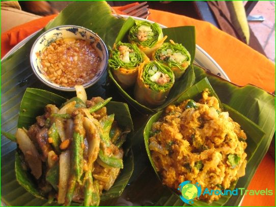 Cuisine cambodgienne traditionnelle