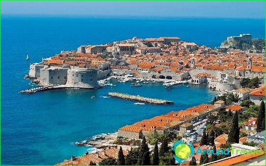 Semestrar i Kroatien i oktober