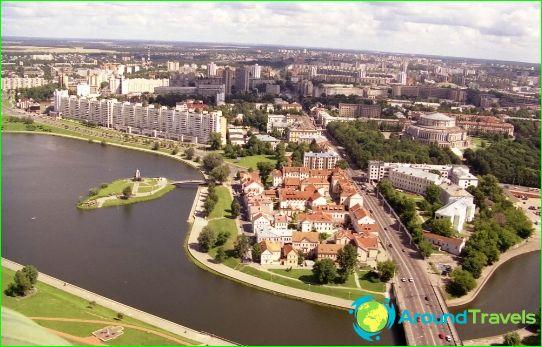 Vakantie in Wit-Rusland in januari