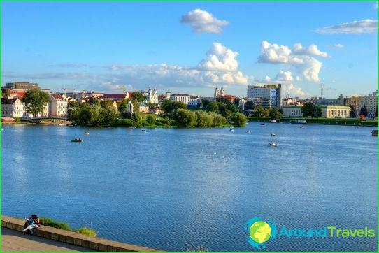 Vakantie in Wit-Rusland in november