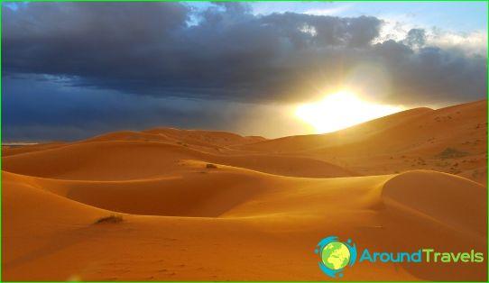 Празници в Мароко през януари