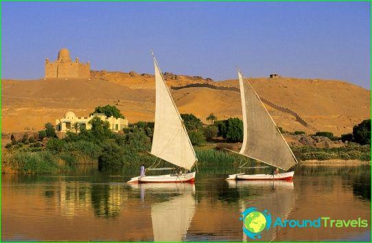 Hinnat Egyptissä
