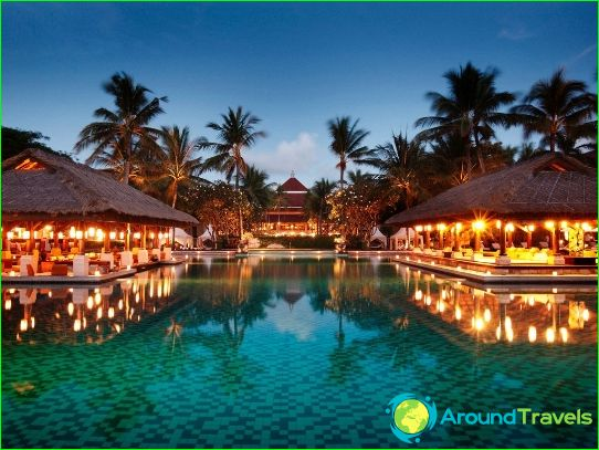 De beste resorts van Indonesië