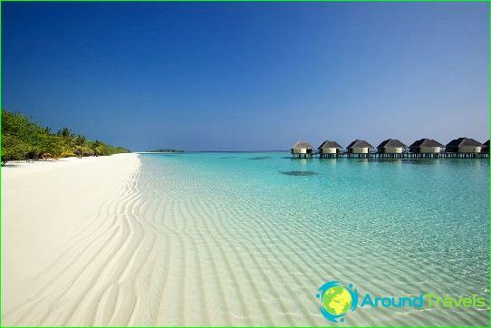 Prijzen op de Malediven