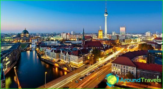 Hinnat Berliinissä