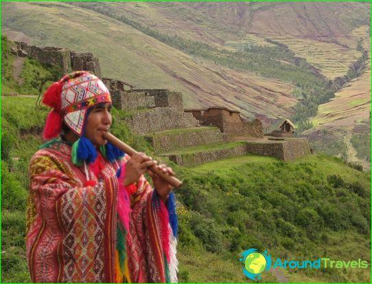 Cultuur van Peru