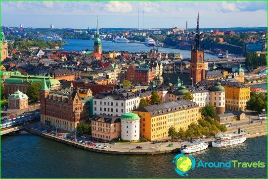 Hinnat Tukholmassa