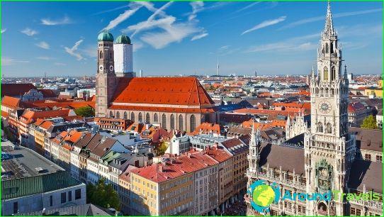 Цени в Мюнхен