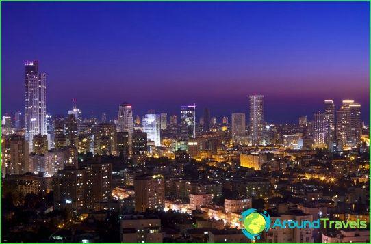 Priser i Tel Aviv