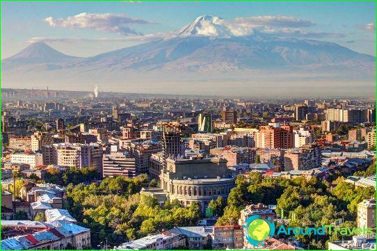 Цени в Ереван