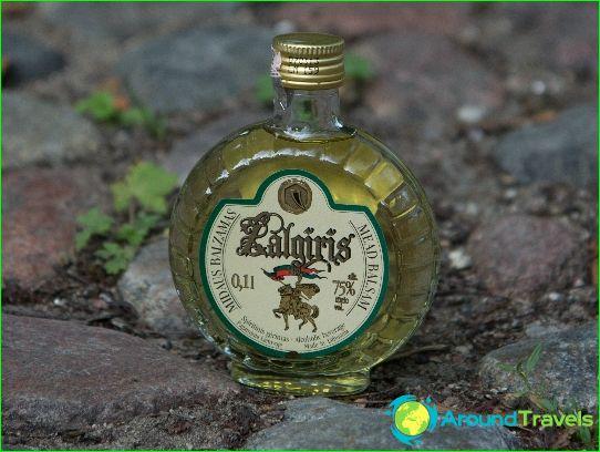 Литовски напитки