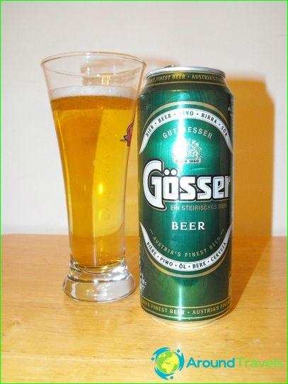 Itävallan juomat