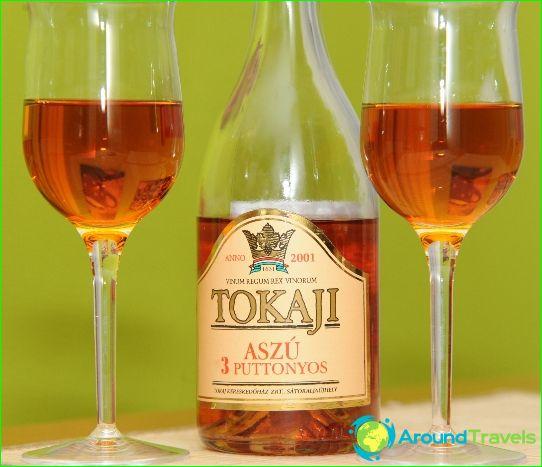 Unkarilaiset juomat
