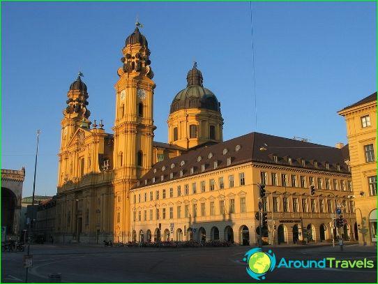 Münchenin historia