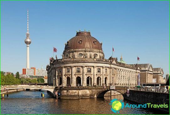 История на Берлин