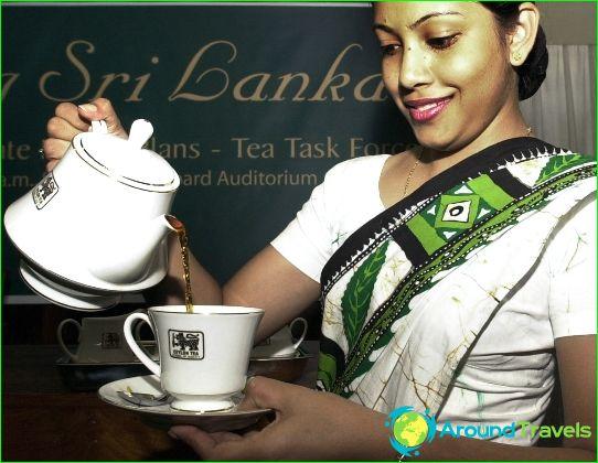 Sri Lanka juo