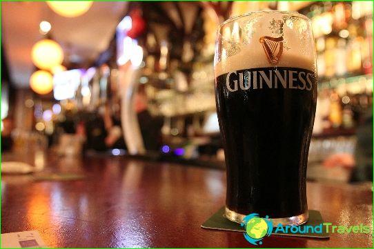 Irlannin juomat