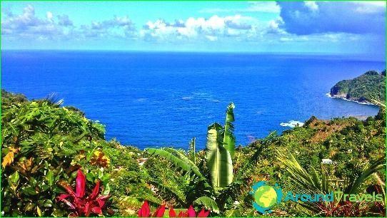 Dominica Island