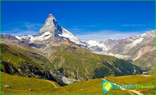 Hinnat Sveitsissä