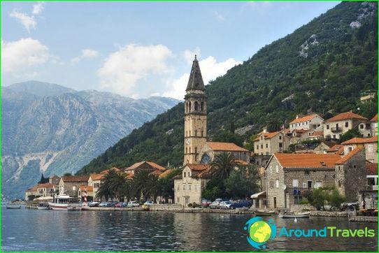 Lomat Montenegrossa marraskuussa