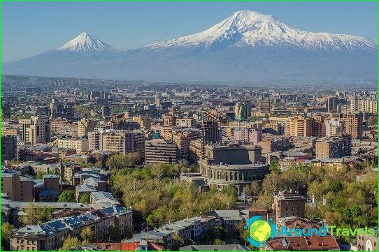 История на Ереван
