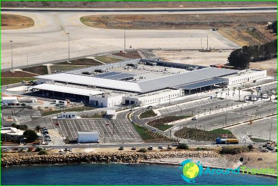 Lotnisko w Pafos