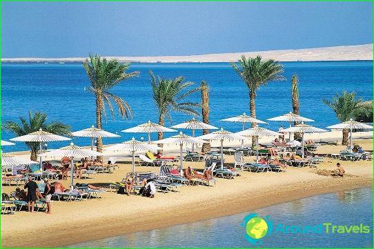 Zeeën van Egypte