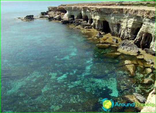 Zee van Cyprus