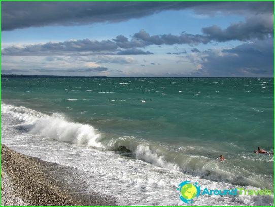 Abházia-tenger