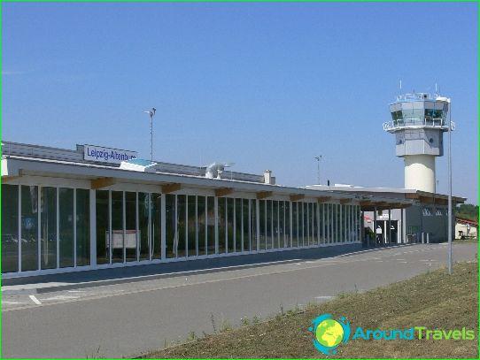 Летище в Лайпциг