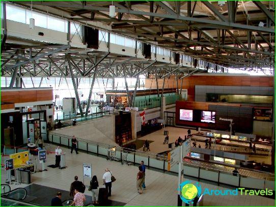 Ottawa luchthaven
