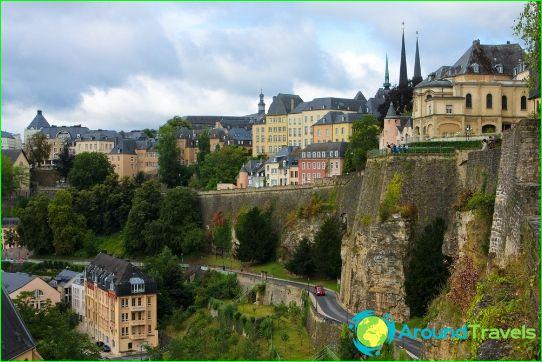 Hinnat Luxemburgissa