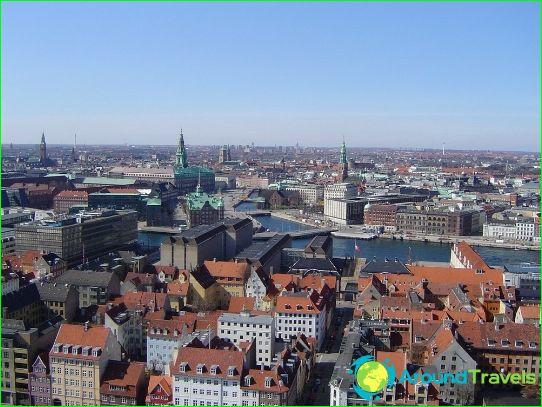 Hinnat Kööpenhaminassa