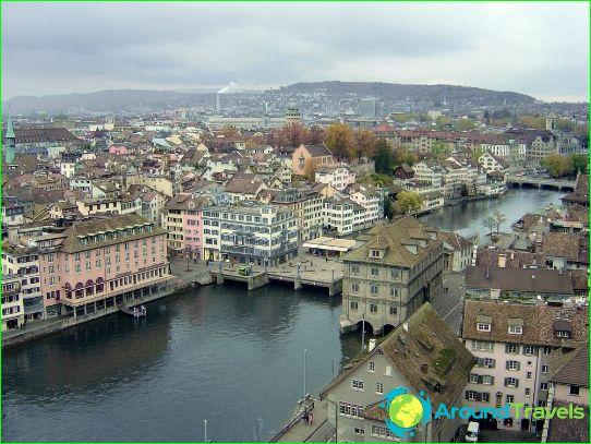 Hinnat Zürichissä