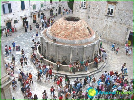 Hinnat Dubrovnikissa