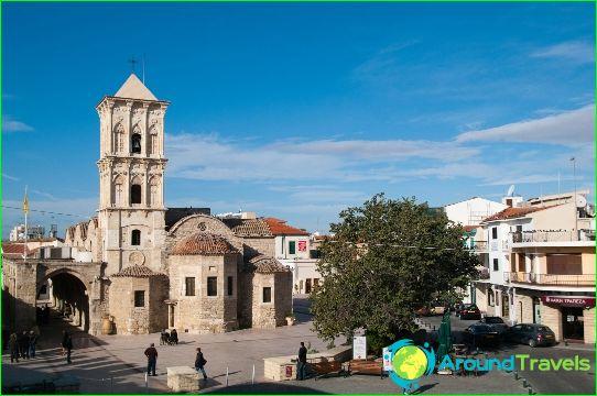 Ceny w Larnace