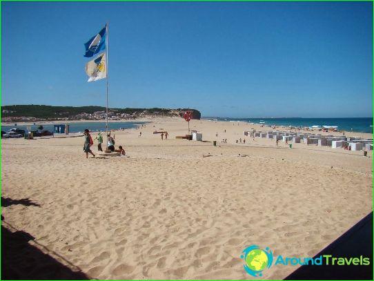 Ten zuiden van Portugal