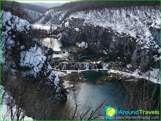 Vakantie in Kroatië in december