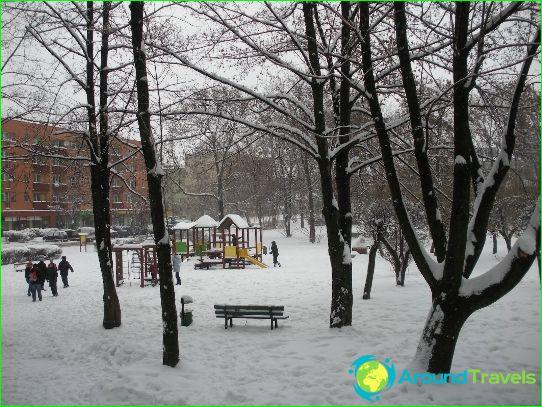 Почивки в Полша през февруари
