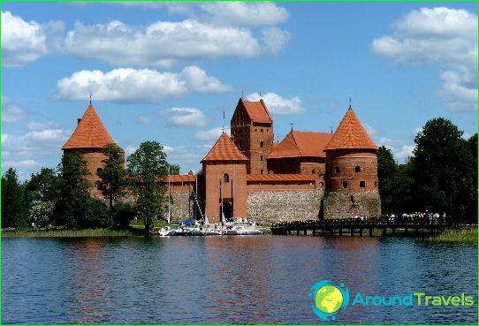 Vakanties in Litouwen in november