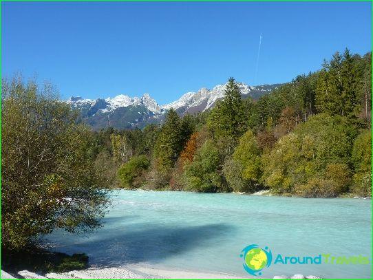 Lomat Sloveniassa marraskuussa