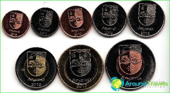 Valuutta Abhasiassa