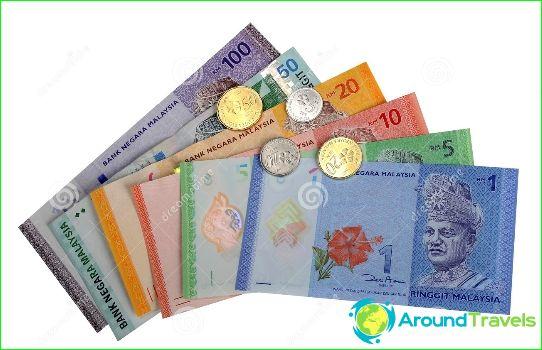 Monnaie en Malaisie