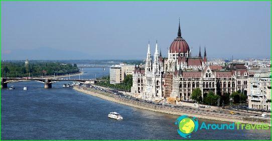 Budapest - Unkarin pääkaupunki