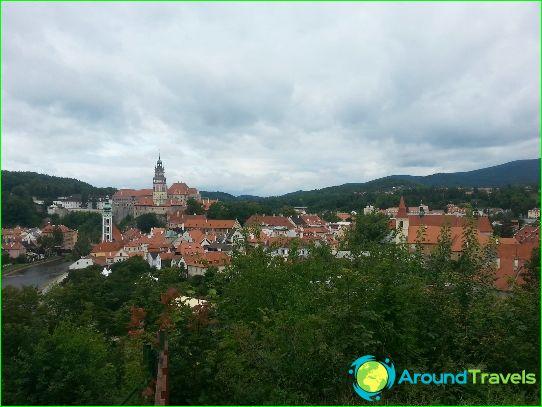 Vakantie in Tsjechië in augustus