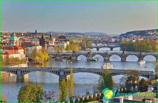 Vakantie in Tsjechië in september