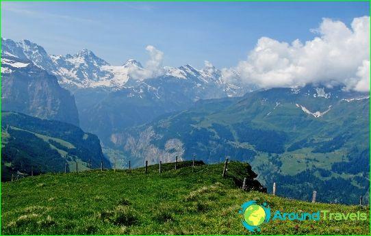 Vakantie in Zwitserland in september