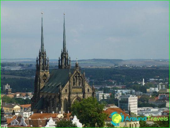 Vakantie in Tsjechië in oktober