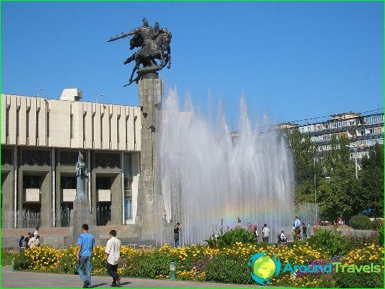 Kirgisian kulttuuri