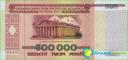 Valuta in Wit-Rusland